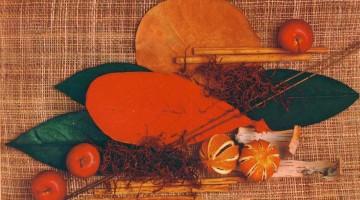 Осеннее панно